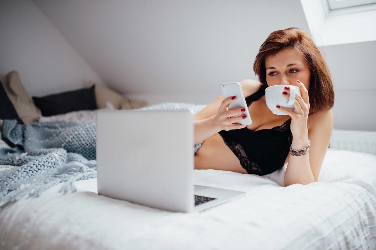 Como usar as mídias sociais para revender Lingerie?
